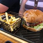 Food (basic burger)