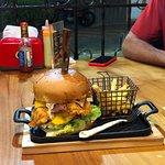 Cacaroto burger