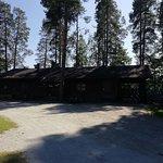 Foto de Jatkankamppa Smoke Sauna