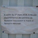 Photo de Musée de l'École de Barbizon