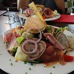 la salade médocaine