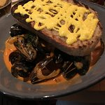 Wood Roasted Mussels