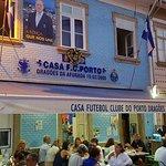 Casa Do Futebol Clube Do Porto Dragoes Da Afurada ภาพถ่าย