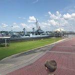 USS Kidd resmi