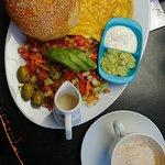 Bild från Bagel Cafe