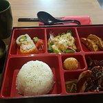 Bento Box with duck