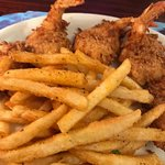 Coconut Shrimp (hand battered and delicious)