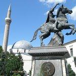 Photo of Philip II of Macedonia Statue