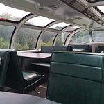First Class Dome Seating