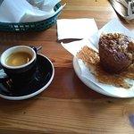Espresso and Muffin