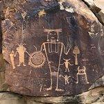 McKee Springs Petroglyphsの写真