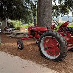 Farmstead at Long Meadow Ranch resmi