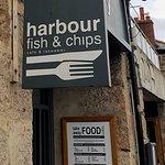 Bild från Harbour Fish & Chips
