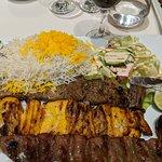 Genuine authentic Iranian food.