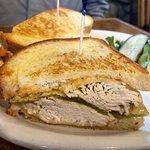 Southwestern Turkey Sandwich
