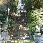 Photo of Sekino Semimaru Shrine