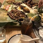 boodle for 5 persons