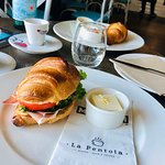 LaPentola bistro, food & coffee