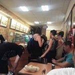 Billede af Subway Pisa