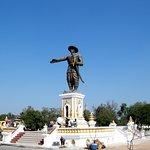 Bild från King Anouvong Statue