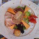 Super salade fraîcheur
