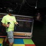 Játék- és szórakoztató központok