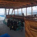 Maldives style boat