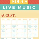 Live Music - August
