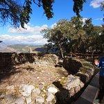 Sitio arqueológico Kuelap - una tarde muy agradable