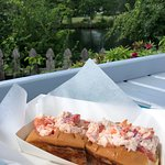 Tubby's Lobster Roll