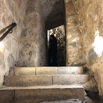 stair from the crypt master's lair