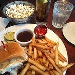 Bowman's Tavern - Roast Beef Sandwich