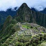 Machu Picchu in all it's glory!