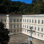 Antigo hotel que servia as refeições à Santos Dumont