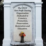 The ONLY non-profit tour company dedicated to cemetery preservation.
