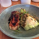 Pork Belly and Cabbage