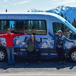 The Olympic Hiking Co. Guide & Naturalist Team!