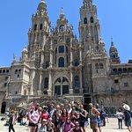 We made it to Santiago de Compostela!