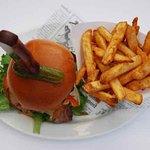 Foto van Fogg n' Suds Restaurant