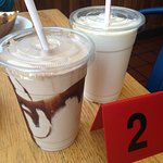 Great malts and shakes