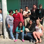 Stay with a local family in Quetzaltenango for a couple of days!