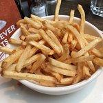 Smoked fries