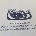 Photo de Trattoria ai Frati