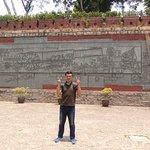 胡里山炮台の写真