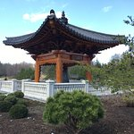 Korean bell tower