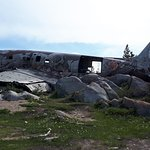 Miss Piggy Plane Wreck照片