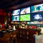 Sports bars are awesome