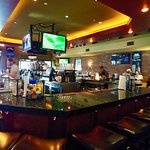 Great bar area