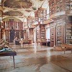 Stiftsbibliothek Foto