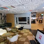Casual lounge